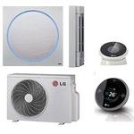 Кондиционер сплит-система LG A12IWK/A12UWK (инвертор)