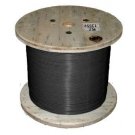 Система антиобледенения / Кабель одножильный отрезной / Кабель нагревательный на барабанах Black DrumTXLP 0.2 /
