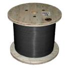 Система антиобледенения / Кабель одножильный отрезной / Кабель нагревательный на барабанах Black Drum TXLP 0.7 /