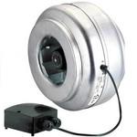 Канальный вентилятор Soler&Palau VENT-125L (230V 50Y60HZ) (V580502)