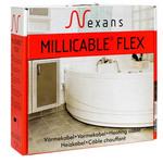 Нагревательный кабель Nexans MILLICABLE FLEX 15 1500 (под плитку)