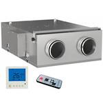 Приточно-вытяжная установка с рекуперацией тепла ВЕНТС ВУЭ2 150 П ЕС Комфо